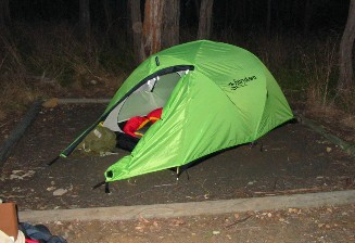 Frog Camping Ground.